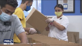 Federal assistance ending for local food banks