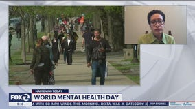 World Mental Health Day serves as reminder for pandemic's disruption