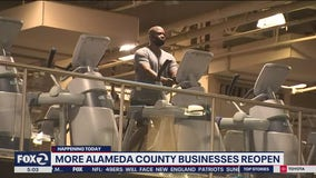 Bowling, places of worship, movie theaters reopening in Alameda County