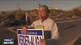 Vallejo election volunteer the victim of paintball attack; he's not alone