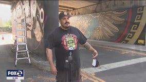 San Jose seeks cultural beauty through colorful murals