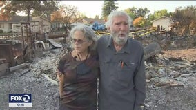 Sonoma County couple loses their home and livelihood to the Glass Fire