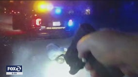 Body-cam video released in deadly shooting by Napa sheriff's sergeant