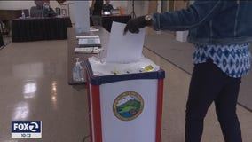 Bay Area election officials seeing unprecedented levels of early voting