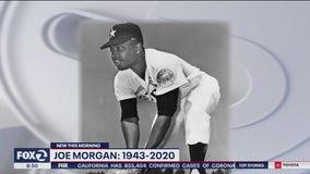 Oakland-raised baseball great and Hall of Famer Joe Morgan dies at 77