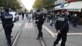 Second suspect arrested in French church attack