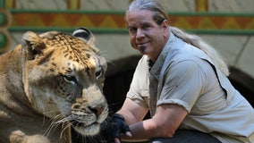 'Tiger King' star 'Doc' Antle charged with animal cruelty
