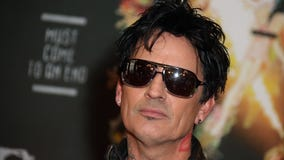 Musician Tommy Lee plans to leave US if Trump wins re-election