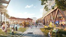 Google unveils portrait of massive downtown San Jose campus