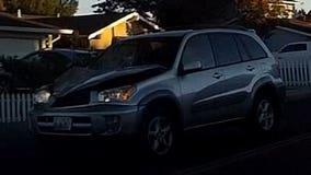 Santa Clara police seek clues in hit-and-run that injured pedestrian