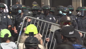Man arrested for assaulting protester at San Francisco free speech rally