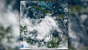 Hurricane Delta reaches Category 4 strength on path to Mexico's Yucatan
