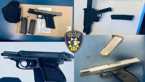 Weeklong Vallejo police operation leads to 24 arrests