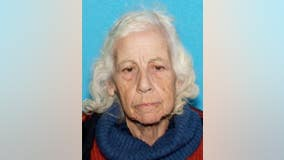 Elderly Burlingame woman who suffers dementia goes missing