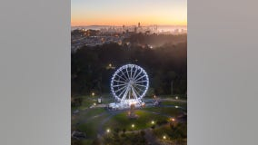 Ferris wheel in Golden Gate Park could be spinning until 2025