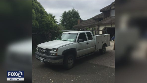 Truck stolen in Petaluma was family's livelihood