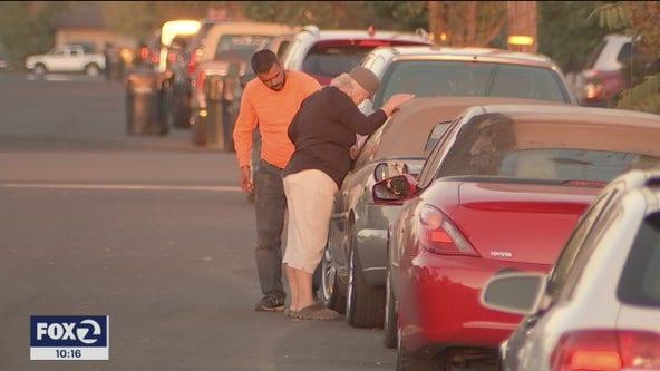 Livermore police investigating bizarre rash of car vandalism
