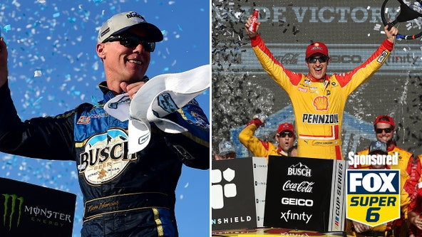 Win in NASCAR's Final 8 with FOX's Super 6