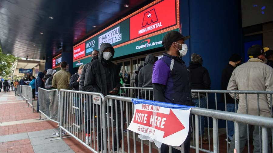 More than 85M ballots already cast in 2020 election as states shatter records