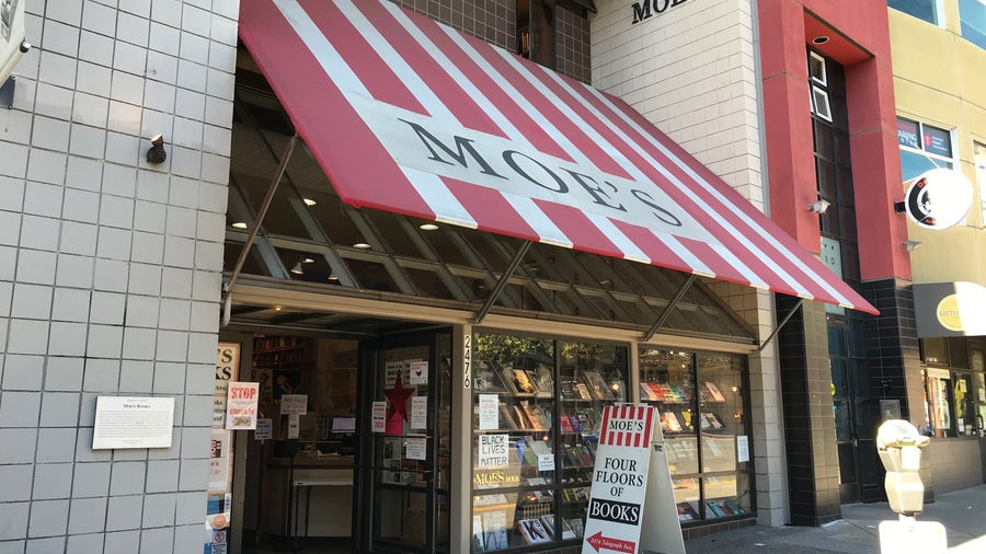 Moe's, landmark Berkeley bookstore, endures economic hardships of pandemic