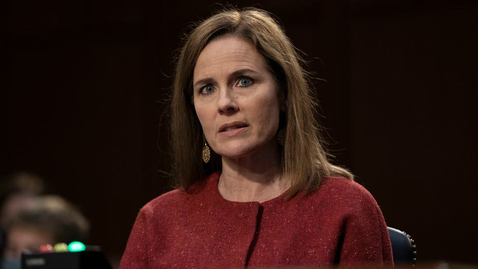 ec00c2d3-Senate Holds Confirmation Hearing For Amy Coney Barrett To Be Supreme Court Justice