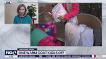 One Warm Coat drive kicks off