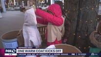 One Warm Coat starts collecting winter jackets