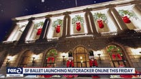 SF Ballet launching Nutcracker online
