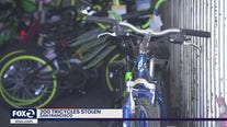200 tricycles stolen that were meant to be given to needy children