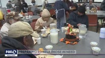 Thanksgiving traditions evolve at charities that help the needy