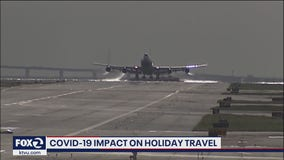 Should I stay or should I go? COVID-19 impacting holiday travel plans