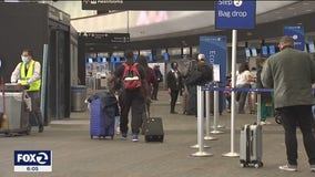 Bay Area airports brace for slight uptick in traffic