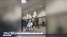 Fairfield police release body camera footage following arrests at City Council meeting