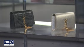 Robbers make off with $54K in YSL handbags from San Francisco store