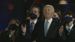 Kamala Harris, Joe Biden deliver victory address after winning 2020 election