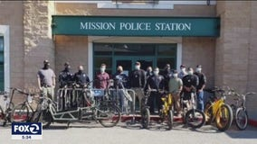 San Francisco police seeking owners to more than a dozen bicycles after serial thief arrested