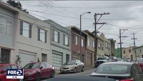 Spree of San Francisco home invasions and burglaries