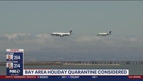 Bay Area holiday 14-day quarantine considered
