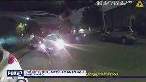 San Leandro police release footage of Oct 24 officer-involved shooting