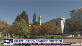 UC admissions application deadline extended