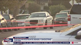 San Jose police investigating deadly shooting