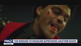 The Weeknd to headline Super Bowl halftime show