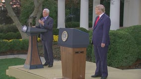 President Trump, Vice President Pence deliver an update on Operation Warp Speed