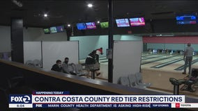 Back to red: Coronavirus restrictions return to Contra Costa County