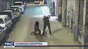 Charges dropped against fired Alameda deputies in SF beating