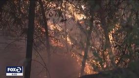 Rainy season poses threat to Bay Area wildfire burn areas