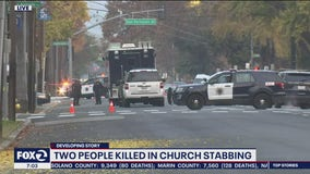 One arrested after stabbing at San Jose church leaves 2 dead, 3 injured