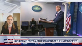 President-elect Joe Biden begins setting up transition team