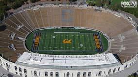 UC Berkeley's Memorial Stadium