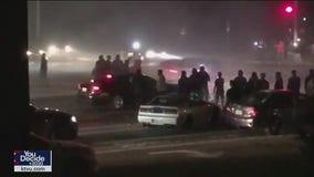 Man taking photos of license plates at sideshow robbed at gunpoint
